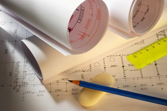 blueprint contractor planning